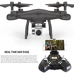 Zantec RC Quadcopter con cámara HD y WIFI en tiempo real Drone Mould juguetes como regalos