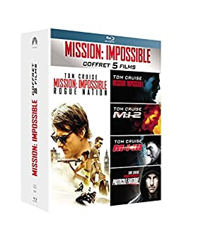 Mission : Impossible - L'intégrale des 5 films [Blu-ray] (B015NEJ882) | Amazon Products