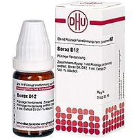 Borax D 12 Dilution 20 ml preisvergleich bei billige-tabletten.eu