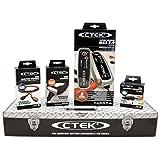 CTEK MXS5.0 Kit Toolbox avec Chargeur de Batterie, 12 V
