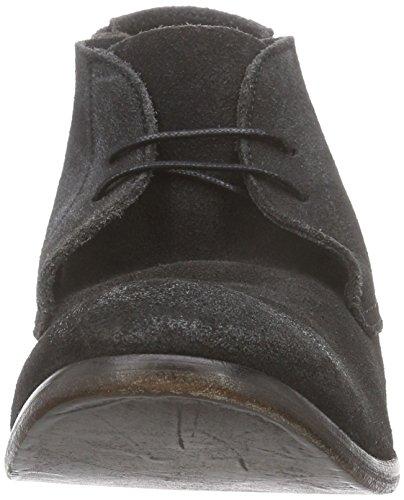 Hudson London Osbourne Herren Chukka Boots Grau (Grey)