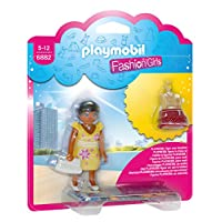 Playmobil 6882 Summer Fashion Girl with Changeable Clothing