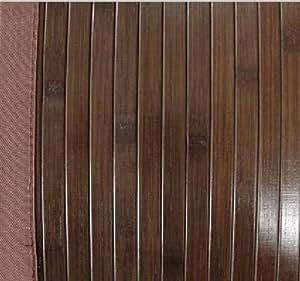 Tapis bambou 120 x 180 cm wengue cuisine maison - Tapis bambou x ...
