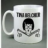 Tina Belcher alles Tonnen Kaffeebecher