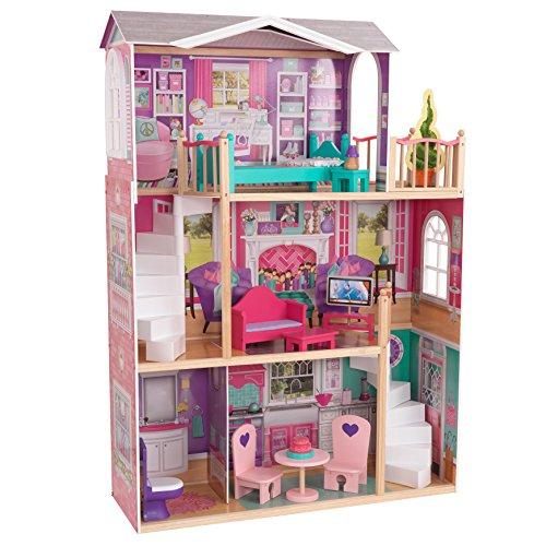 KidKraft 65830  Puppenhaus Doll Manor für 45cm große Puppen