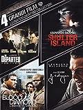4 grandi film - Leonardo di Caprio collection