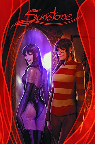 Kostüm Comic Kunst - Sunstone Volume 3