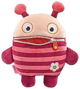 Schmidt Spiele Molly - Juguetes de Peluche (Monstruo, Rosa, Rojo, Felpa, Molly, Niño/niña, 250 mm)