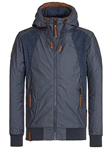 Naketano Male Jacket Ihr Pimmelbergers II Dunkelblau