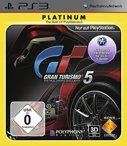 Gran Turismo 5 [Platinum] - [PlayStation 3] (Mario Bros Ps3)