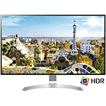 LG 32UD99-W - Monitor Serie 4K de 80 cm (32 pulgadas, 4k Ultra HD, IPS, LED, 3840x2160 pixeles, 5 ms, 16:9, 350 cd/m2) Color Negro