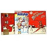Christmas 2016 Advent Calender Trio 3 - MilkyBar,...