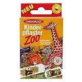 KINDERPFLASTER Zoo 2 Groessen 10 Stück