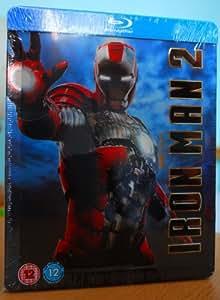 Iron Man 2 Steelbook Play Edition limitée 4000 exemplaires monde