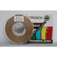 FROSCH PLA Kırmızı Bakır Filament 1,75 mm Filament