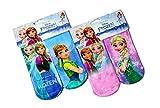 Die besten Disney Mädchen Socken - Disney Die Eiskönigin Socken Socks Prinzessin Elsa und Bewertungen