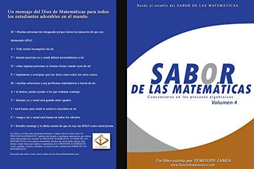 Descargar Libro Concentrarse en el Proceso Algebraico 4: Sabor de Matematica de Temitope James