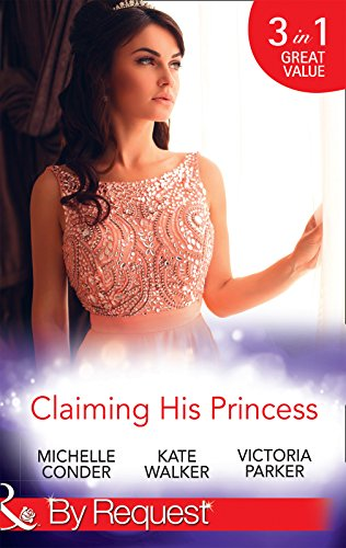 book cover of Claiming His Princess