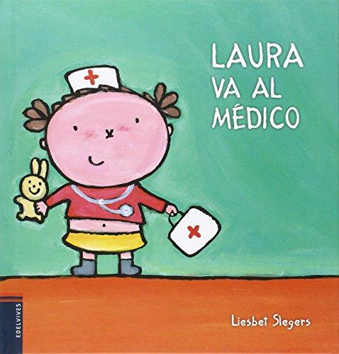 Laura va al médico (Nacho y Laura) por Liesbet Slegers