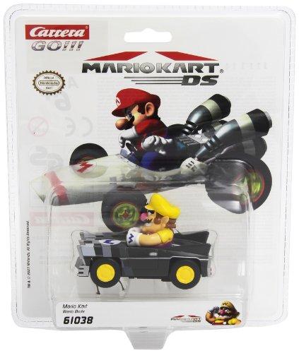 Carrera Go CA61038 - Coche de Mario Kart DS, Wario