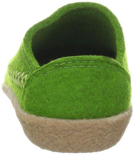 Chaussons Grasgrün 36 mixte Haflinger Credo Vert adulte 1qwvz6xz