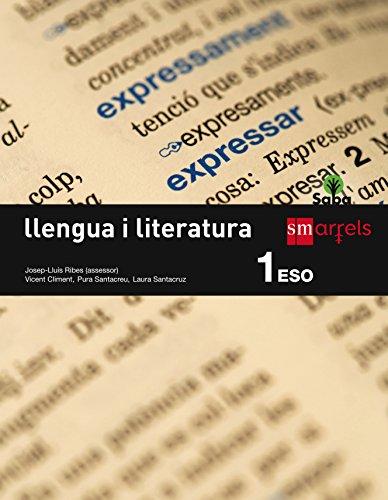 Llengua i literatura. 1 ESO. Saba - 9788467578294