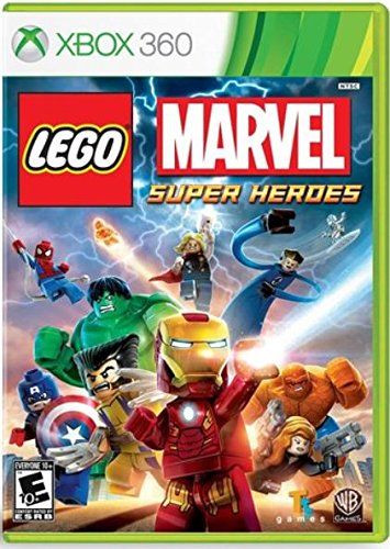Lego Marvel : Super Heroes [import anglais]