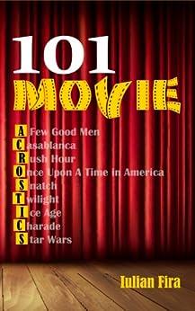 101 Movie Acrostics by [Fira, Iulian]