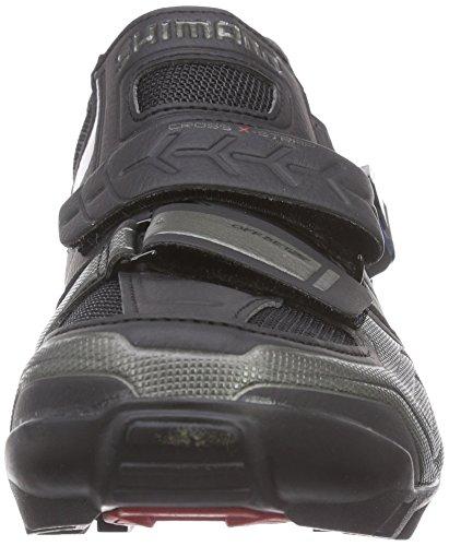 Shimano Sh-m089, Chaussures Premiers Pas Homme, Schwarz Noir - Noir