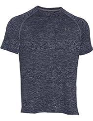 Under Armour Ua Tech Ss Tee Herren Fitness - T-shirts & Tanks, Blau (Academy), Gr. XL