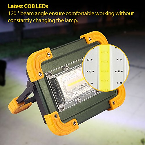 Zoom IMG-2 elekin lampada led esterni 30w