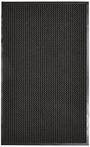 3M Nomad 65 Aqua Textile Drop Down Mat (914 mm x 1.5 m, 1/Box) - Black