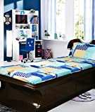 Snuggle Barbie Print Styled Single Bed S...