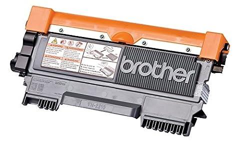 Brother Original Tonerkassette TN-2210 schwarz (für Brother FAX-2840, FAX-2845, FAX-2940, HL-2240D, HL-2240, HL-2250DN, HL-2270DW, DCP-7060D, DCP-7065DN, DCP-7070DW, MFC-7360N, MFC-7460DN,