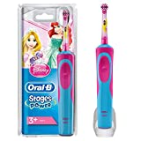 Oral-B Stages Power Spazzolino Elettrico Ricaricabile per Bambini con Principesse Disney, con 1...