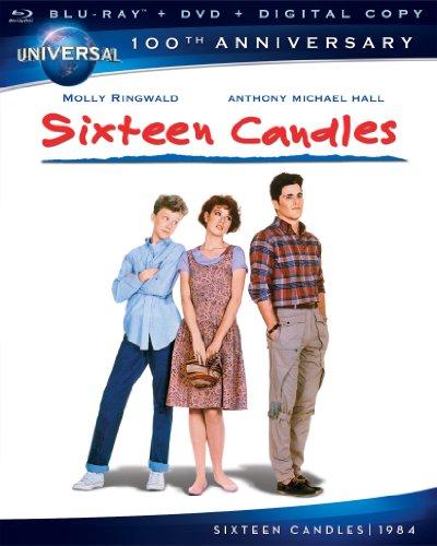 Sixteen Candles [Blu-Ray Disc] [Edizione: Germania]