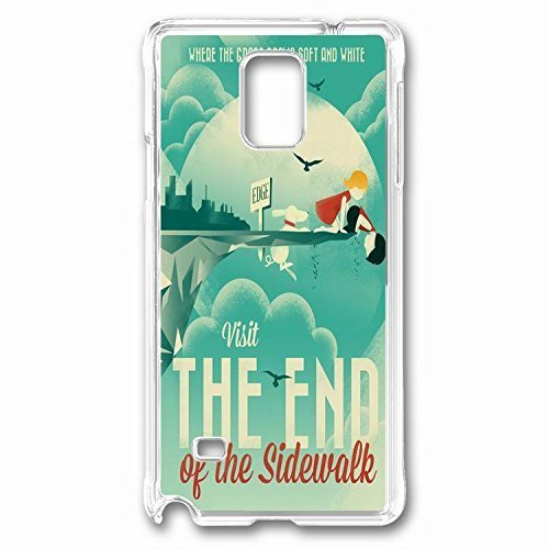 the-end-of-the-sidewalk-custom-back-phone-case-for-samsung-galaxy-note-4-pc-material-transparent-121