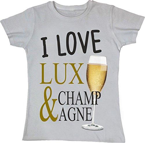social-crazy-damen-t-shirt-grau-grau-xl