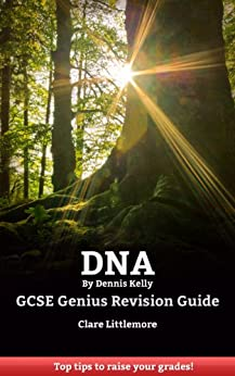DNA GCSE Genius Revision Guide by [Littlemore, Clare]
