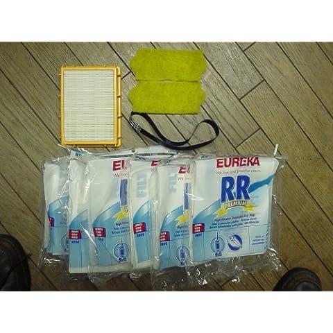 Eureka 4870 Smart Vac 1 año alimentación de