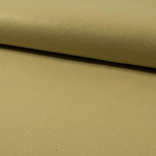 Deko- Bastelfilz 1mm hell beige -Preis gilt für 0,5 Meter-