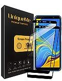 UniqueMe [2 Pack] Protector de Pantalla para Samsung Galaxy A7 2018,...