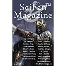 SciFan Magazine™ Issue 10: Beyond Science Fiction & Fantasy (English Edition)