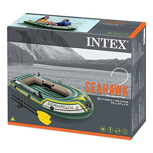 Intex Schlauchboot Seahawk 2 im Set im Test - 6