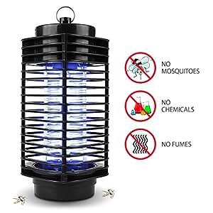 Ruichenxi elettrico lampada antizanzare interno lampada for Lampada antizanzare