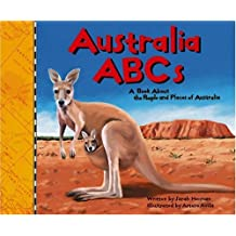Australia ABCs: A Book About the People and Places of Australia (Country ABCs) by Sarah Heiman (2002-09-01)
