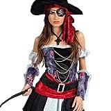 Limit Faschingskostüm Damen Piratin Corsaria MA227Gr. S (New)