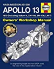 Apollo 13 Manual - An Engineering Insight into How NASA Saved the Crew of the Crippled Moon Mission