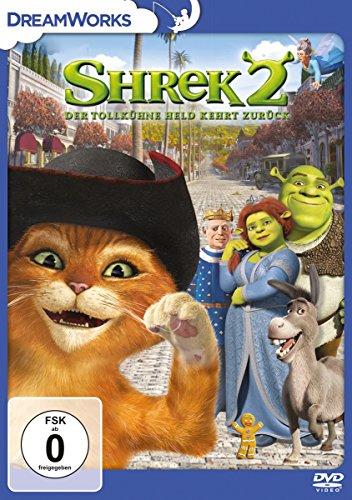 Dvd-filme, Shrek (Shrek 2 - Der tollkühne Held kehrt zurück)