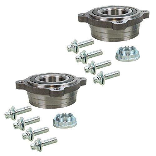 Preisvergleich Produktbild 2x Radlager Radlagersatz mit Gehäuse hinten beidseitig passend